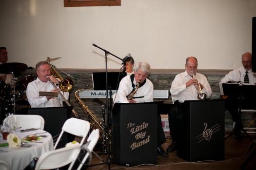 LDS wedding receptions music