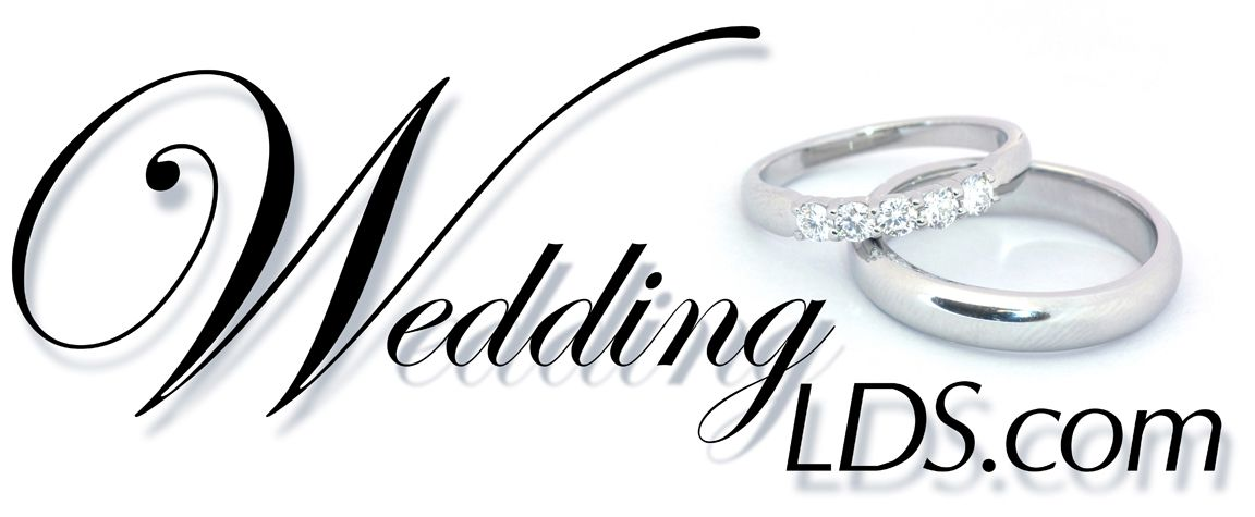 Wedding LDS logo, LDS Wedding Planning