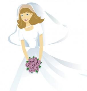 LDS Bride for WeddingLDS.com