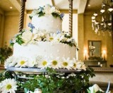 wedding cake for LDS weddings, photo by JarvieDigital.com, WeddingLDS.com