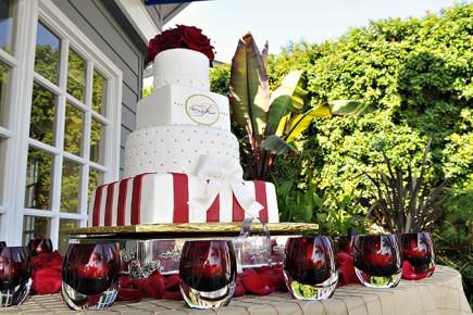Cake Cutting Fees, photo courtesy of Carly Daniel photography, WeddingLDS.info