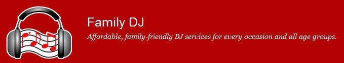 Family DJ Banner Ad