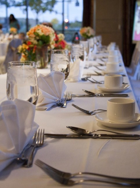 LDS wedding catering