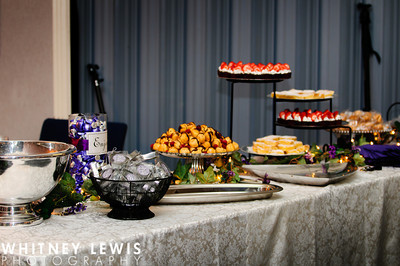 LDS Reception Buffet, photo by Whitney Lewis photography, WeddingLDS.com