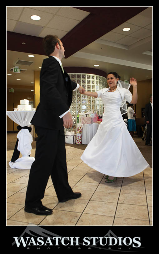 1st dance songs for an LDS bride and groom