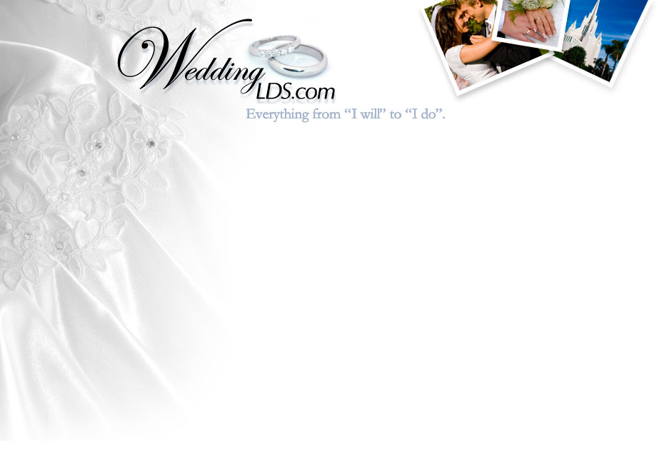 lds weddings, LDS Weddings, background for WeddingLDS.com