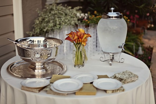 Diy Drink Service At Your Wedding Reception Lds Wedding