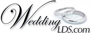 Weddings LDS logo smaller