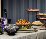 buffet food ideas for LDS wedding receptions