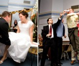 garter toss info for LDS wedding receptions