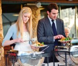 how to rent catering equipment for LDS wedding receptions