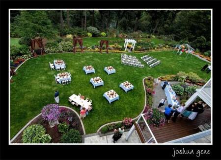 LDS wedding reception details, Photo by Joshua Gene Photography, WeddingLDS.info
