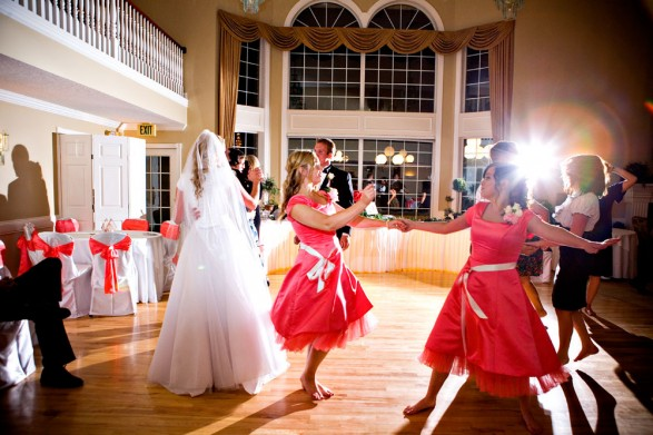 Music Checklist for LDS wedding receptions