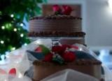 wedding cake DIY